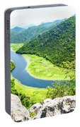 Crnojevic River, Montenegro Portable Battery Charger