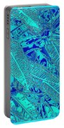 Croton Series - Blue Portable Battery Charger
