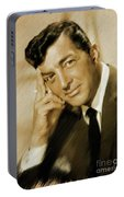 Dean Martin, Actor, Crooner Portable Battery Charger