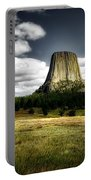 Devil's Tower - Wyoming Portable Battery Charger