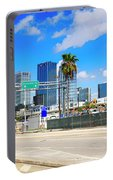 Downtown Tampa Fl, Usa Portable Battery Charger