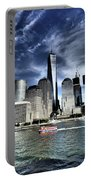 Dramatic New York City Portable Battery Charger