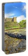 Dunvegan Castle Landscape Portable Battery Charger