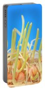 Early Corn Development, Zea Mays Portable Battery Charger
