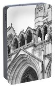 Entrance To Royal Courts Of Justice London Portable Battery Charger