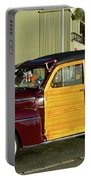 Ford California Woody Station Wagon Portable Battery Charger