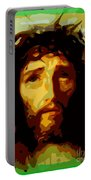 Forgive Them Father Portable Battery Charger