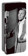 Frank Sinatra William Gottlieb Photo Liederkranz Hall New York City 1947-2015 Portable Battery Charger