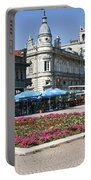 Freedom Square, Ruse, Bulgaria Portable Battery Charger