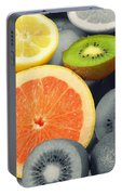 Fruit Portable Battery Charger