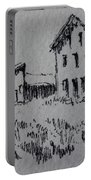 Garnet Ghost Town Montana Portable Battery Charger