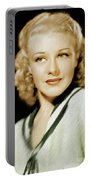 Ginger Rogers, Legend Portable Battery Charger