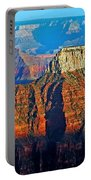 Grand Canyon National Park - Sunset On North Rim  Portable Battery Charger