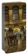 Grand Central Station Portable Battery Charger