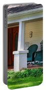Grand Old House Porch Portable Battery Charger