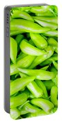 Green Jalapeno Peppers Portable Battery Charger