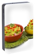 Guacamole. Portable Battery Charger