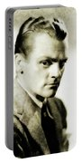 James Cagney, Vintage Actor Portable Battery Charger