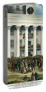 Jefferson Davis Portable Battery Charger