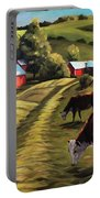 Jenne Farm In Reading Vermont Portable Battery Charger