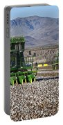 John Deere Cotton Pickers Harvesting Portable Battery Charger