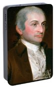 John Jay, American Founding Father Portable Battery Charger