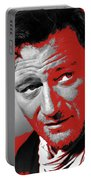John Wayne 3 Godfathers Publicity Photo 1948-2013 Portable Battery Charger