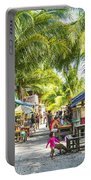 Koh Rong Island Main Village Bars In Cambodia Portable Battery Charger