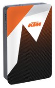 Ktm Ready To Race  Portable Battery Charger