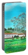 La Purisima Mission Portable Battery Charger