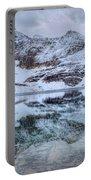 Lake Mcarthur Reflection Panoramic Portable Battery Charger