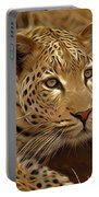 Leopard Portable Battery Charger