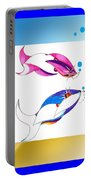 2 Little Fish Portable Battery Charger