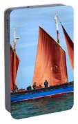 Looe Lugger 'our Daddy' Portable Battery Charger