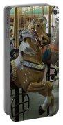 Looff Carousel Santa Cruz Boardwalk Portable Battery Charger