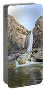 Lower Yosemite Fall In The Famous Yosemite Portable Battery Charger
