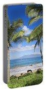 Makena, Maluaka Beach Portable Battery Charger