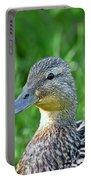 Mallard Duck Hen Portable Battery Charger