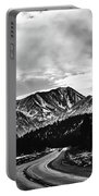 Mammoth Lakes Area Of California Portable Battery Charger