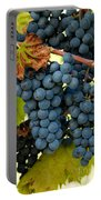 Marechal Foch Grapes Portable Battery Charger