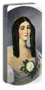 Marie Duplessis Portable Battery Charger