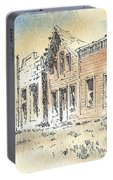 Marysville Ghost Town Montana Portable Battery Charger