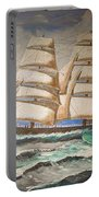 2 Master Tall Ship Portable Battery Charger