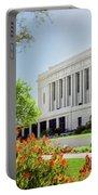 Mesa Temple Sun Glow Portable Battery Charger