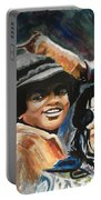 Micheal Jackson Portable Battery Charger