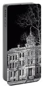 Milam County Courthouse Portable Battery Charger