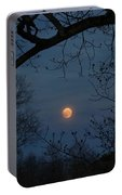 Misty Moonrise Portable Battery Charger
