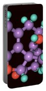 Naloxone, Molecular Model Portable Battery Charger
