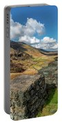 Nant Ffrancon Pass Snowdonia Portable Battery Charger