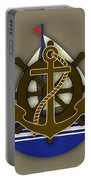 Nautical Collection Portable Battery Charger